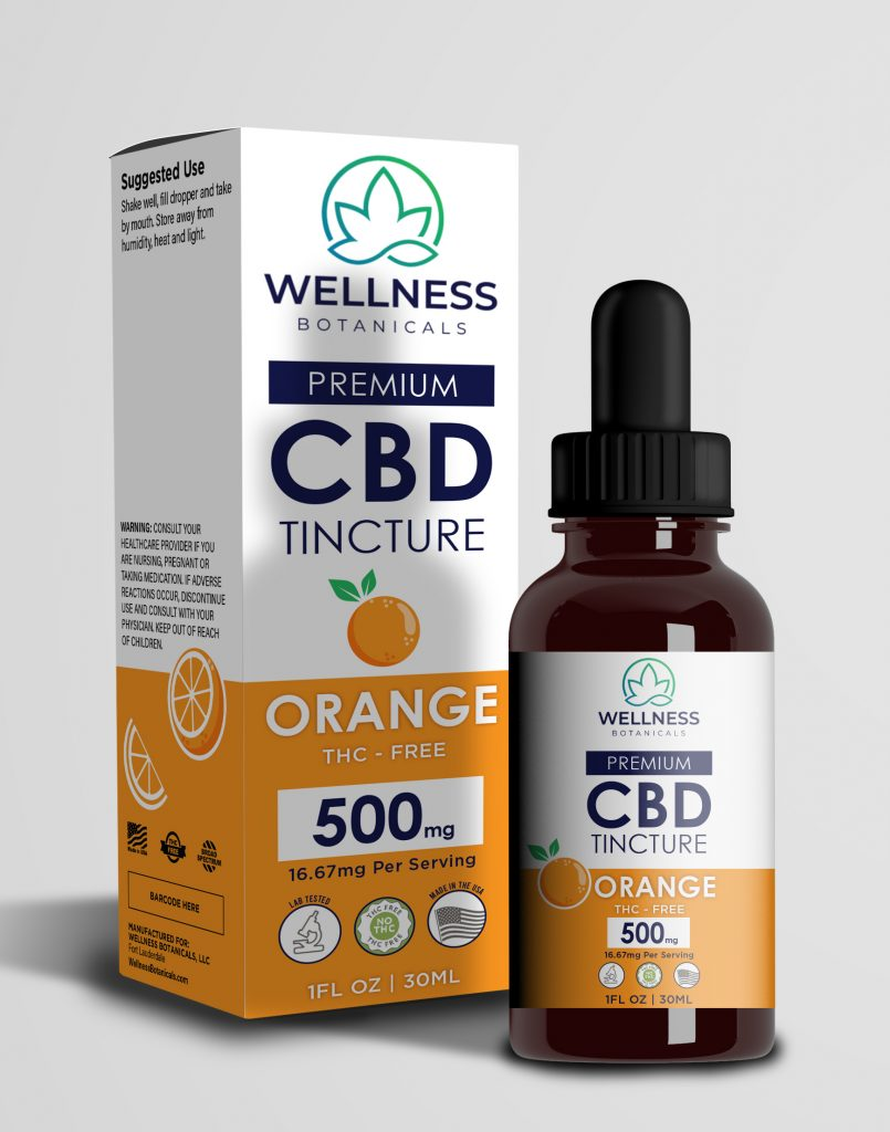 orange cbd oil